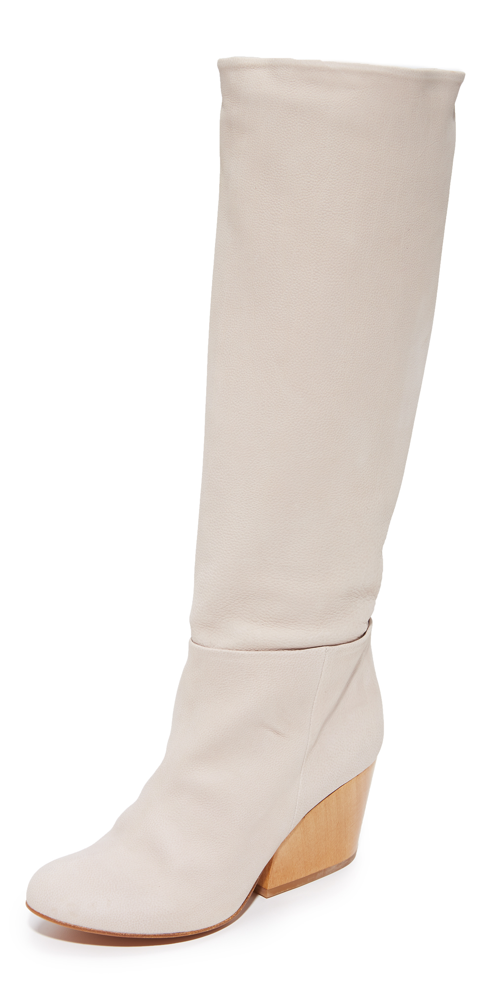 Bly Knee High Boots Coclico Shoes
