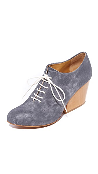 Coclico Shoes Bea Block Heel Oxfords - Toronoto Fenoa