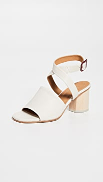 ac3aed85b75 Coclico Shoes. Billie Block Heel Sandals