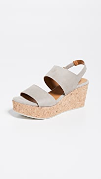 732a0b687f3f Coclico Shoes. Glassy Platform Sandals