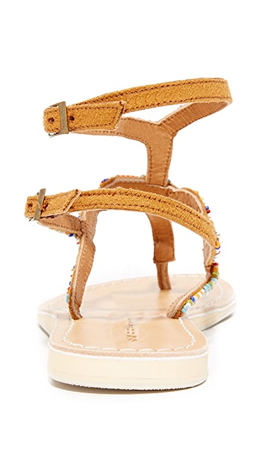 Cocobelle Nevis Thong Sandals