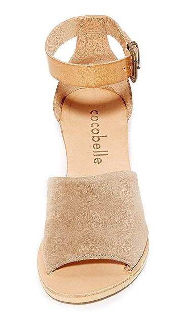 Cocobelle Sedona Wedge Sandals