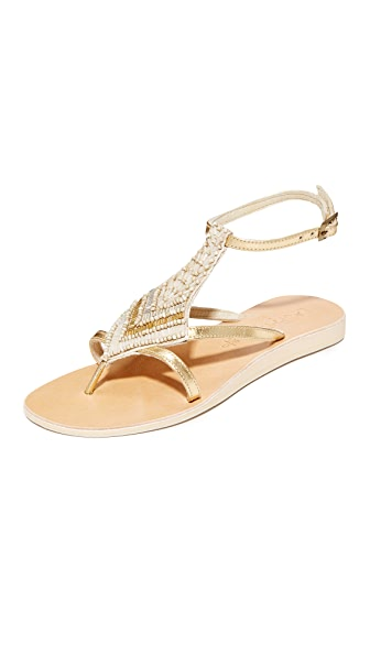 Cocobelle L*Space + Cocobelle Arrow Sandals - Gold