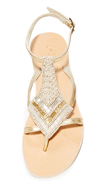 Cocobelle L*Space + Cocobelle Arrow Sandals