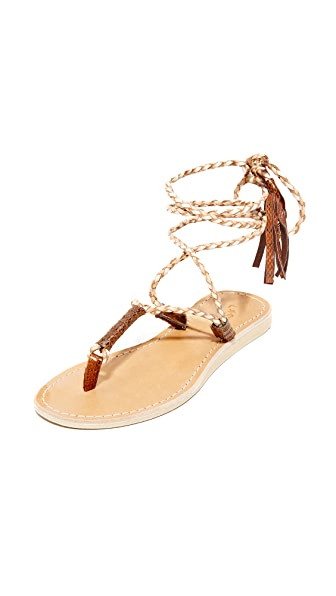 Cocobelle L*Space + Cocobelle Gili Wrap Sandals