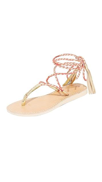 Cocobelle L*Space + Cocobelle Gili Wrap Sandals