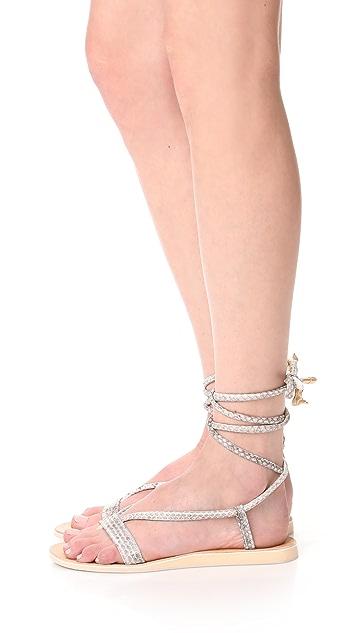 Cocobelle x L*Space Rio Sandals