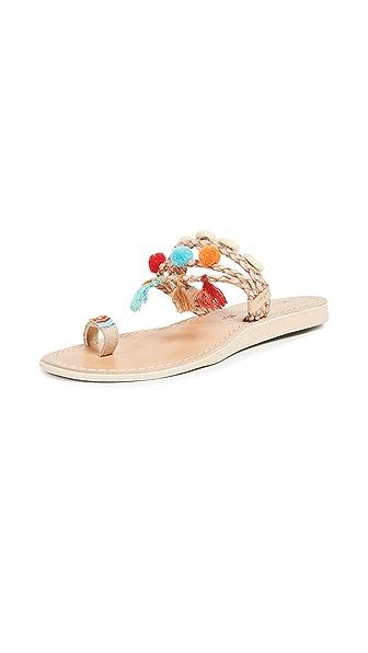 COCOBELLE Kopi Toe Ring Sandals in Santa Fe