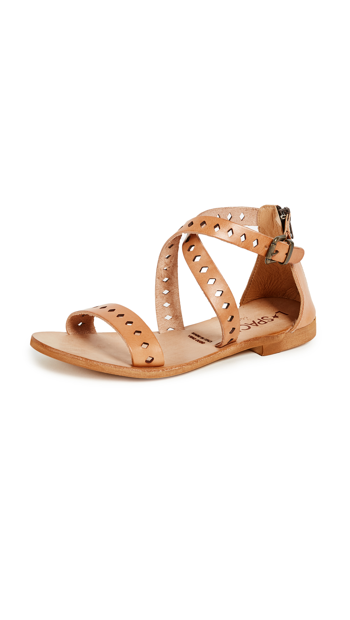 Cocobelle x L*Space Cavilla Sandals - Natural
