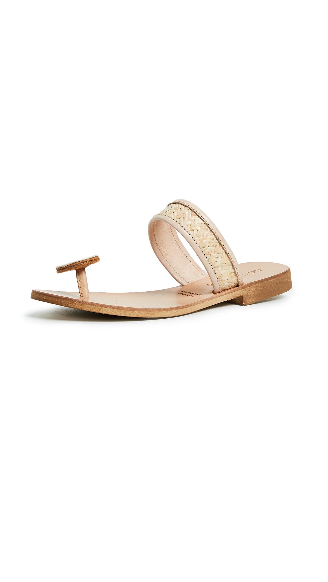 Cocobelle Delfina Sandals - Sand