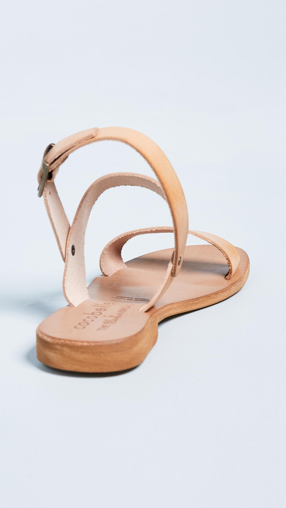 9e994957b30a1a Cocobelle Kiki Ankle Strap Sandals