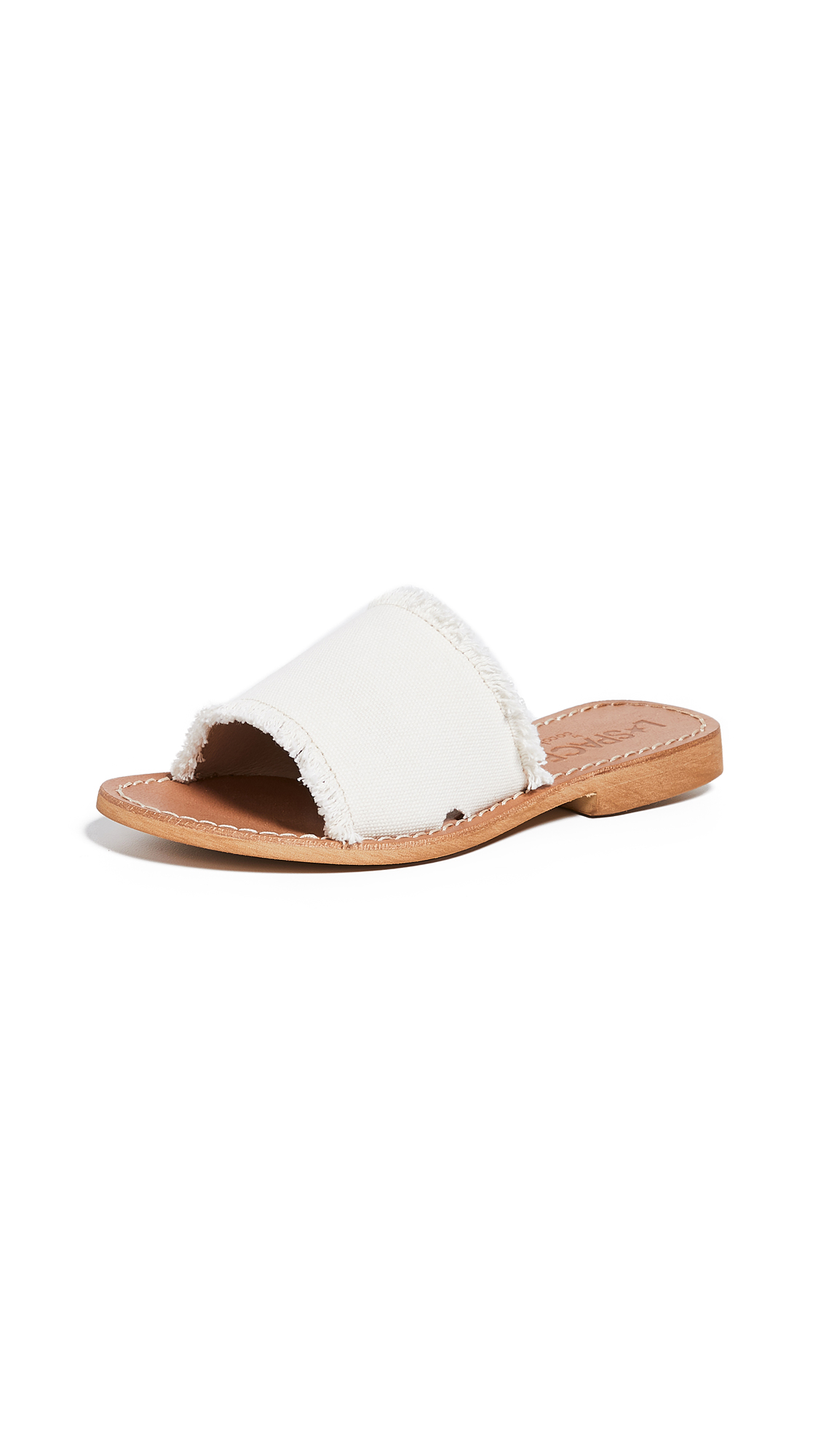 Cocobelle x L*Space Sunday Slides - Ivory