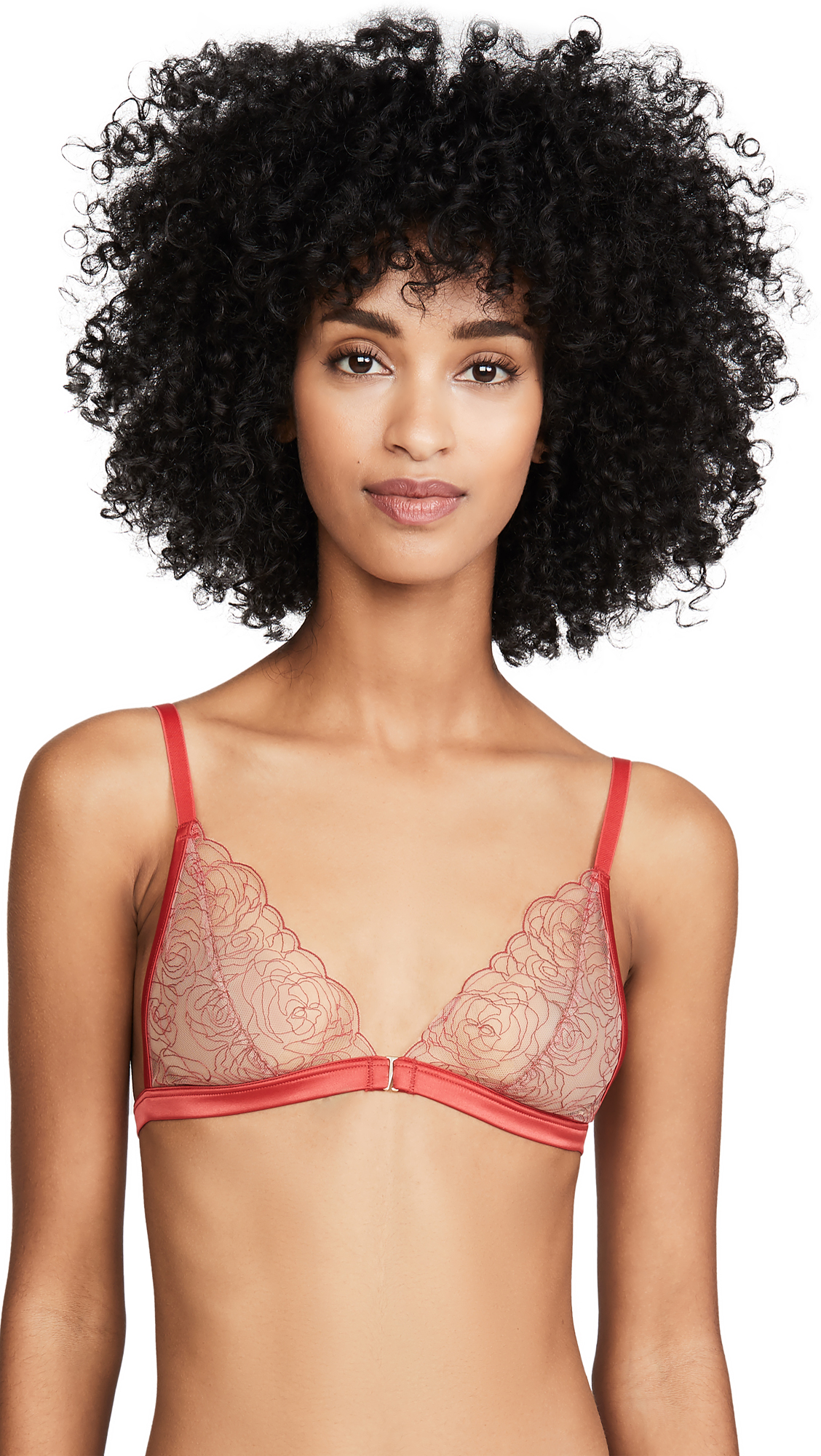 Buy Coco de Mer online - photo of Coco de Mer Aubrey Triangle Bra