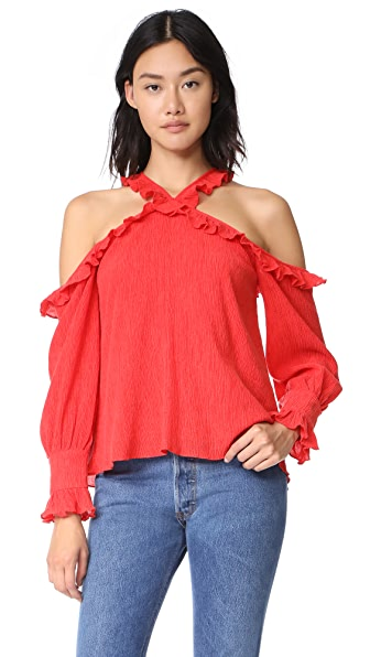Chloe Oliver Uptown Blouse at Shopbop