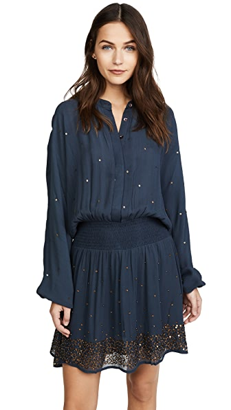 Chloe Oliver Cascade Drop Waist Dress at Shopbop