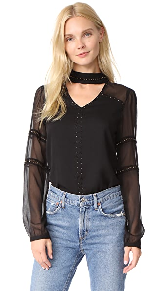 Chloe Oliver Gigi Blouse at Shopbop