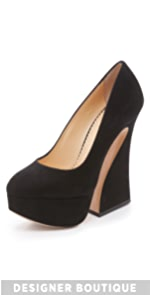 Millicent Pumps                Charlotte Olympia