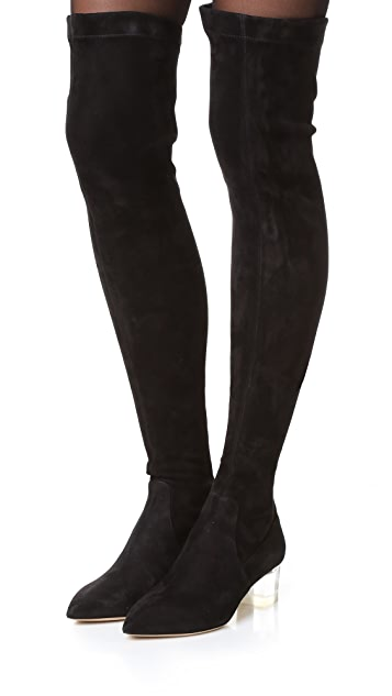 Charlotte Olympia Endless Boots