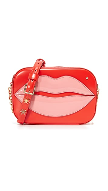 Charlotte Olympia Pouty Shoulder Bag