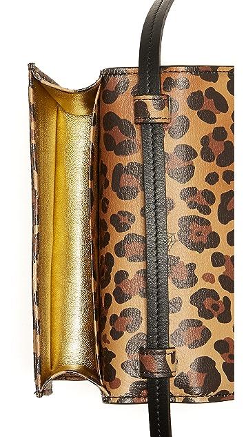 Charlotte Olympia Feline Cross Body Clutch