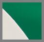 White/Verdant Green