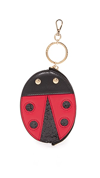 Charlotte Olympia Bug Coin Pouch at Shopbop