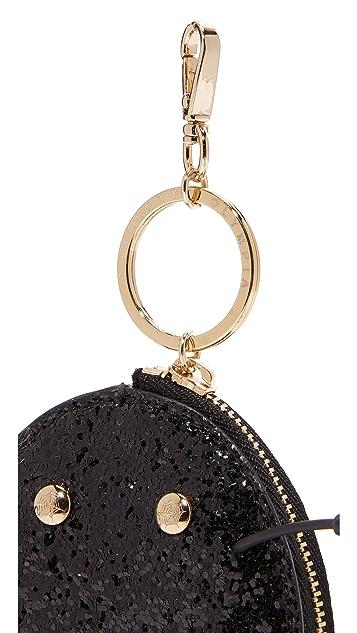 Charlotte Olympia Creepy Crawly Keychain Coin Purse