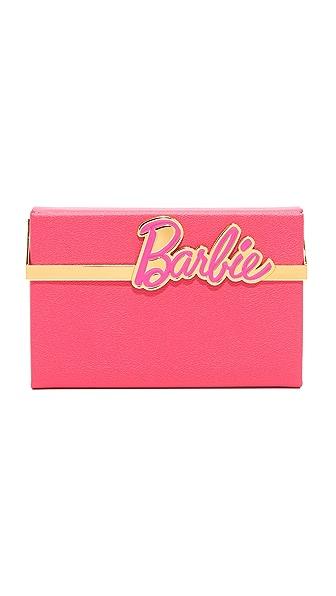 Charlotte Olympia Клатч-бокс x Barbie Vanina