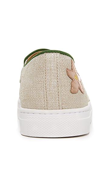 Charlotte Olympia Flamboyant Alex Sneakers