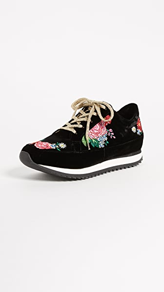 Charlotte Olympia Work It Trainers