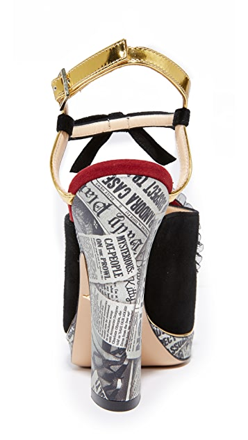 Charlotte Olympia Killer Heels