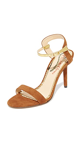 Charlotte Olympia Quintissential Pumps - Brown/Gold