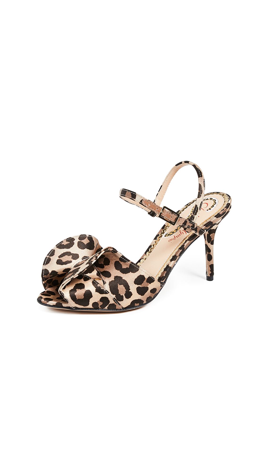 Charlotte Olympia Patrice Sandals - Leopard