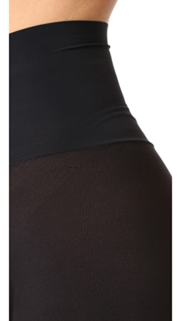 Commando Matte Opaque Footless Tights