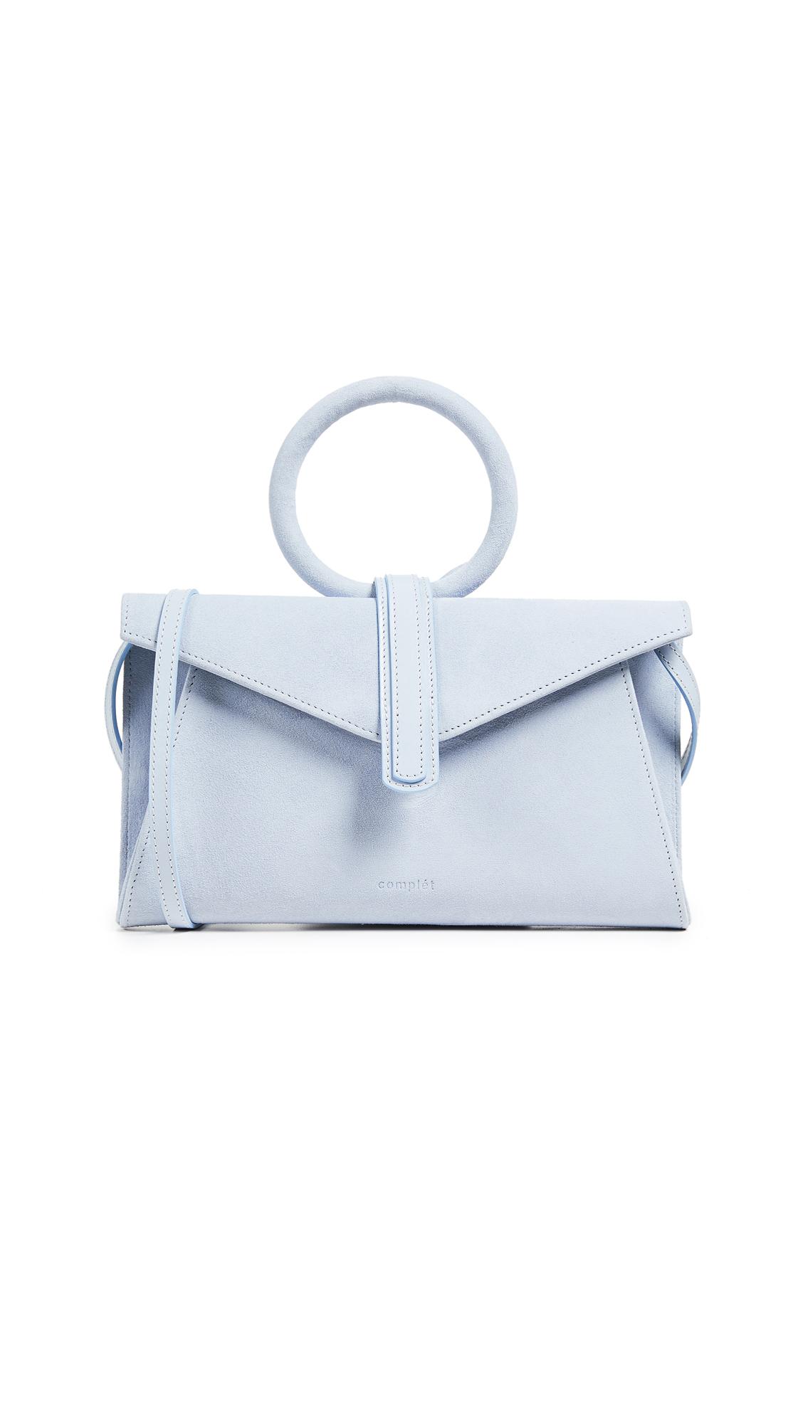 COMPLET Valery mini suede satchel