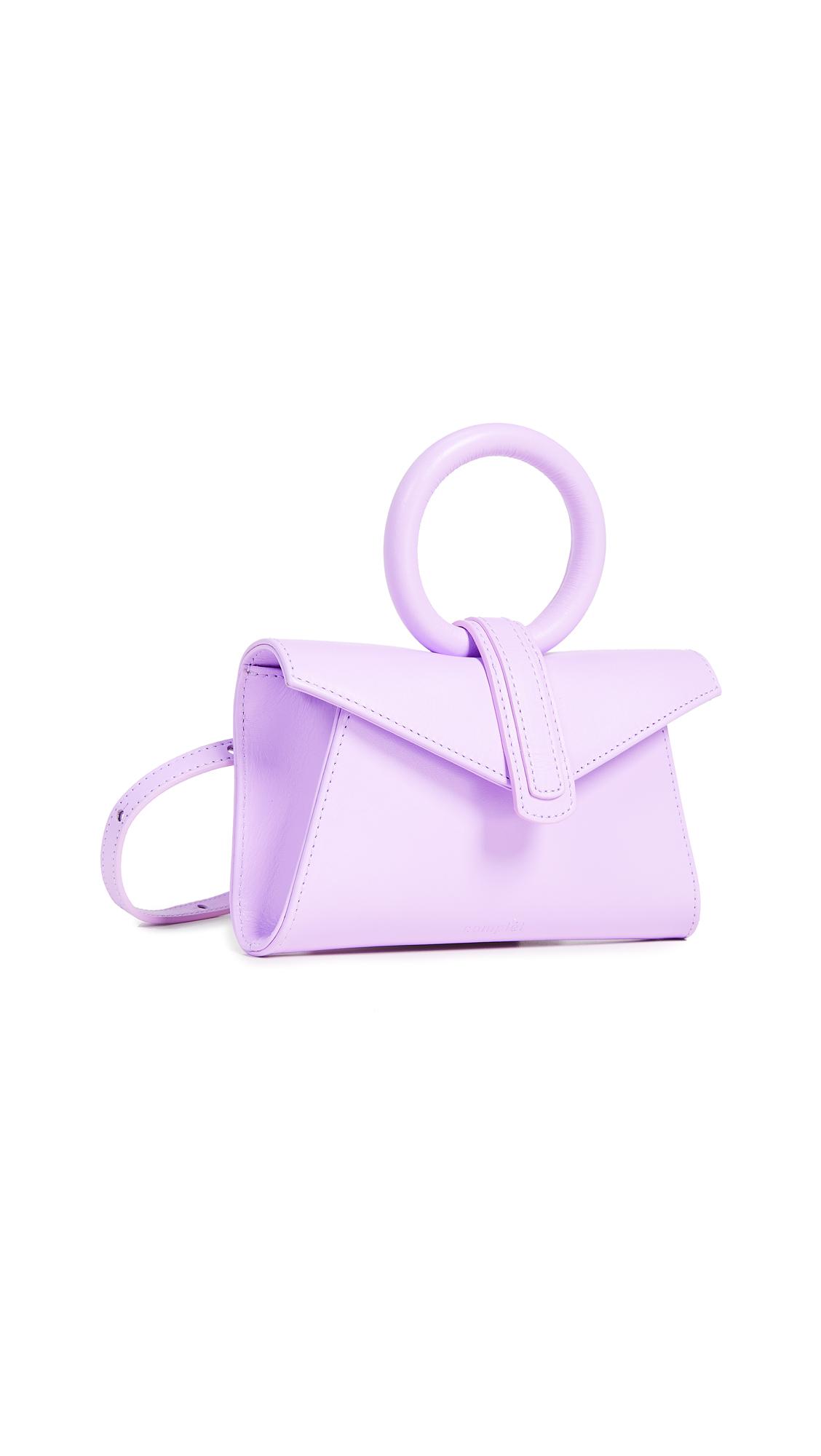 COMPLET Valery Micro Belt Bag in Lavender