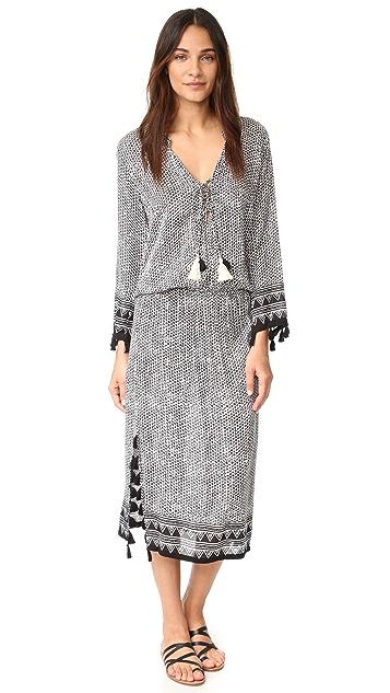 coolchange Chloe Maxi Dress