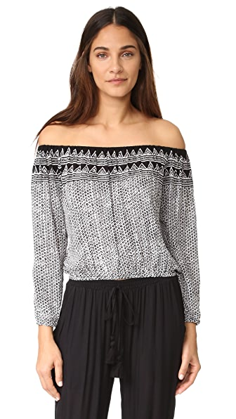 coolchange Skye Off Shoulder Top