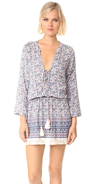 coolchange Chloe Tunic Lotus Flower