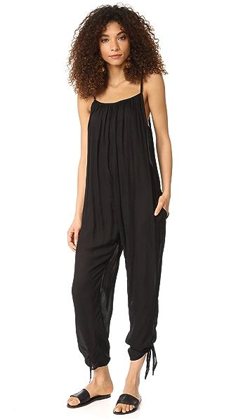 coolchange Delilah Jumpsuit In Black