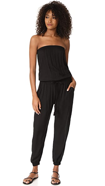 coolchange Brooke Jumpsuit - Black
