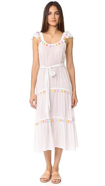 coolchange Ibiza Willow Dress - White