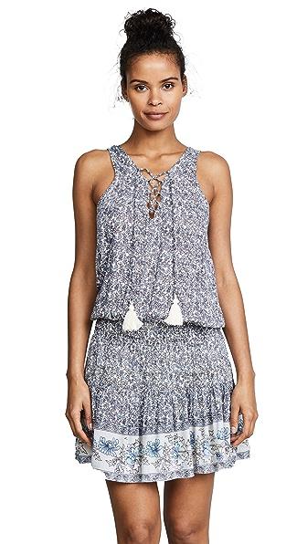 coolchange Tessa Tunic Dress In Angel/Batlic