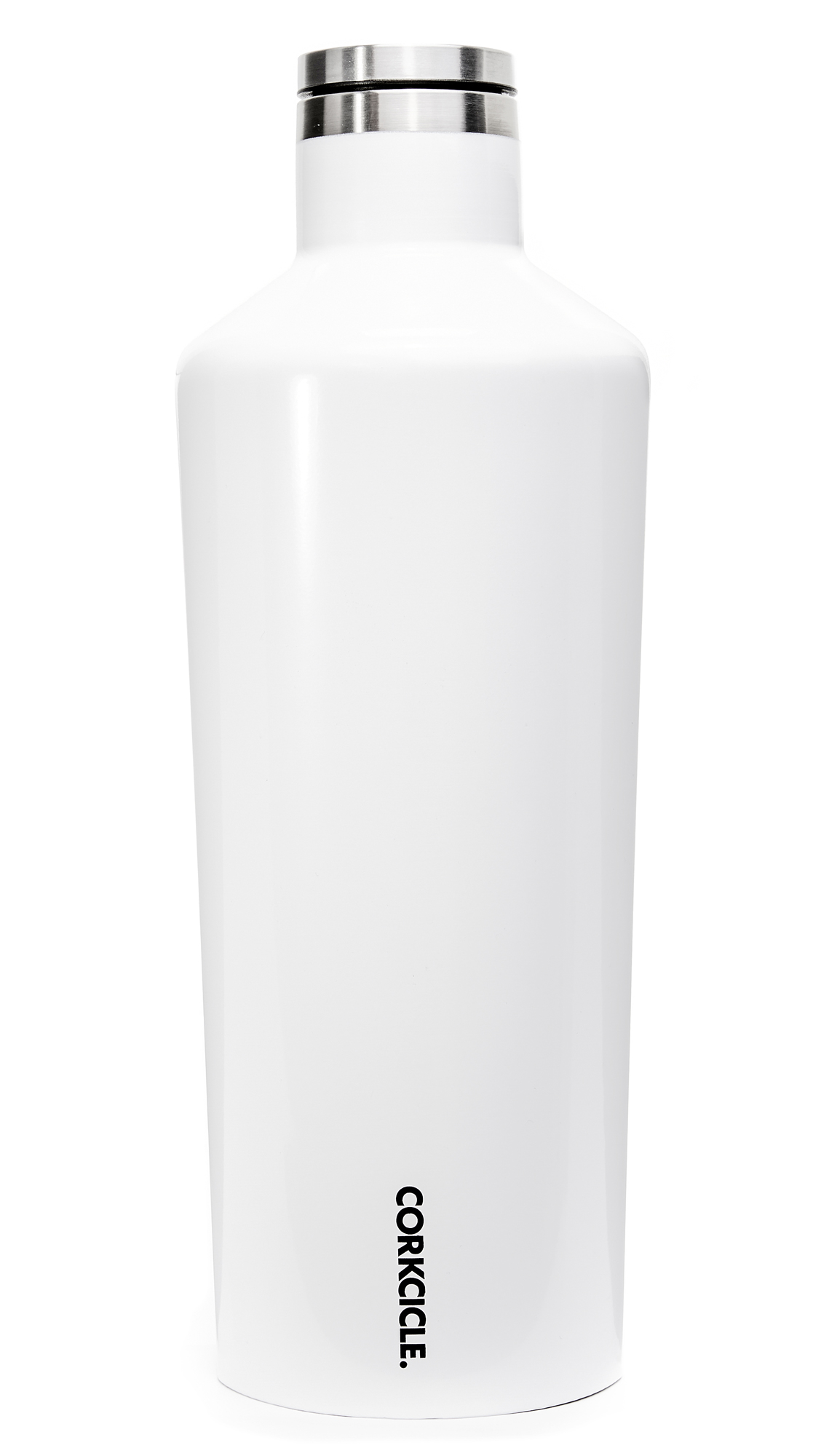 Corkcicle Gloss 60oz Canteen - Gloss White