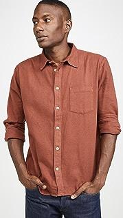 Corridor Flannel Long Sleeve Shirt