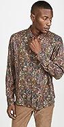 Corridor Paisley Daydream Long Sleeve Shirt