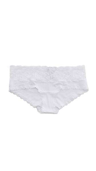 Cosabella Never Say Never Maternity Briefs In White
