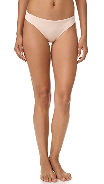 Cosabella Evolution Low Rise Thong - Nude Rose