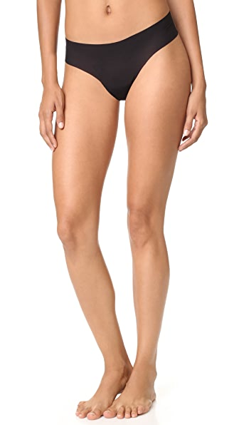 Cosabella Aire Low Rise Thong - Black