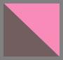 Smoky Grey/Hot Pink